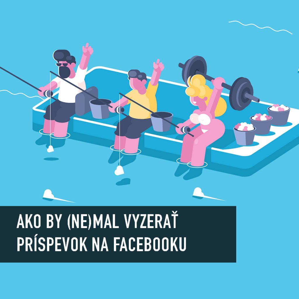 Ako vytvorím vhodný príspevok na Facebook?