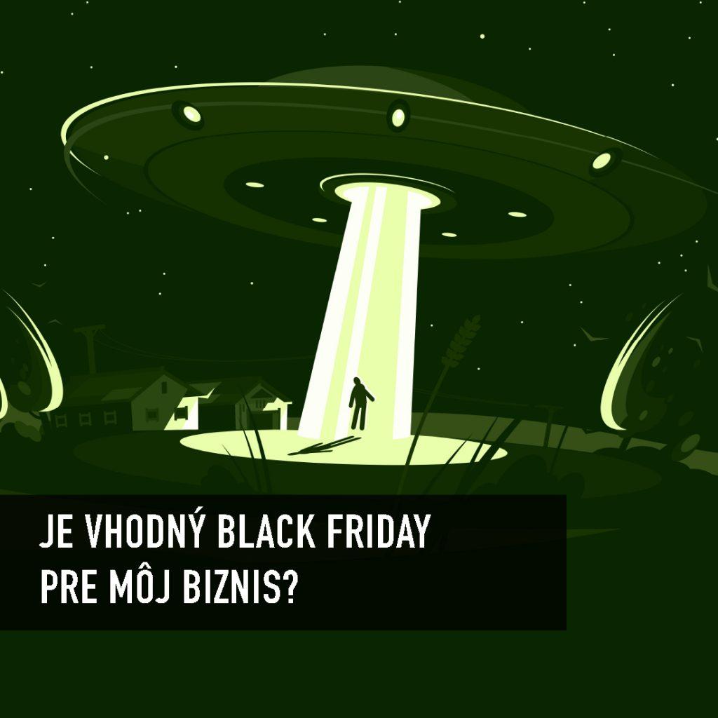 Patrí black friday na Slovensko?