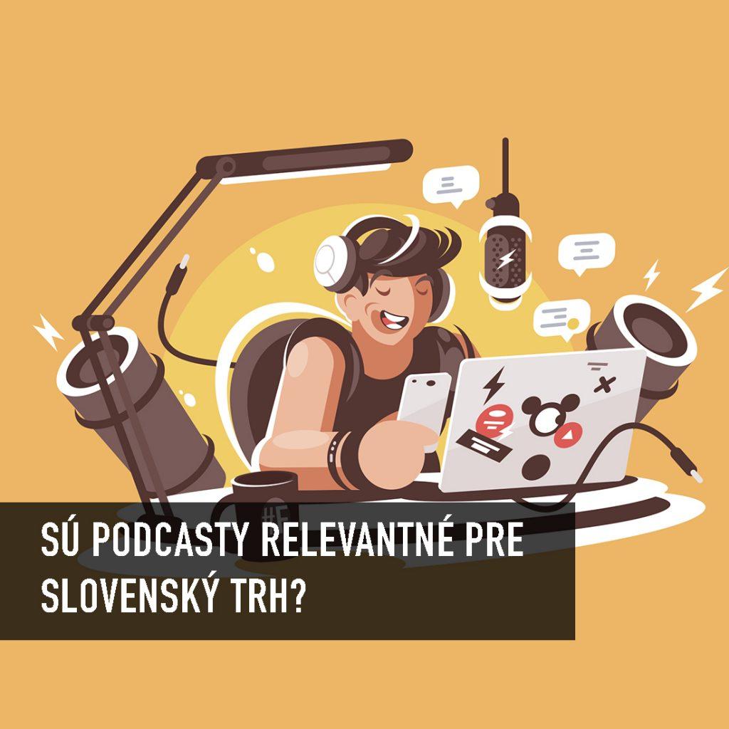 """Podcasty ako """"hudba"""" budúcnosti"""