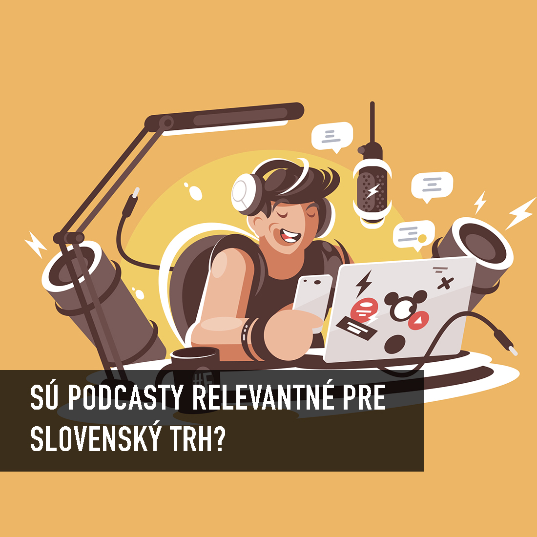 podcasty na slovensku