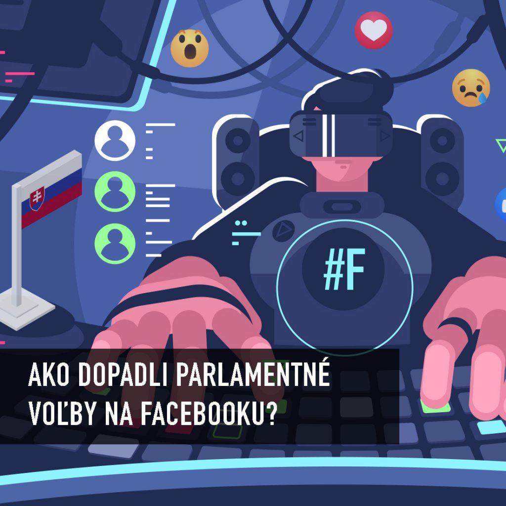 Ako dopadli parlamentné voľby na Facebooku?