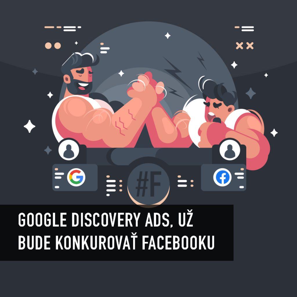 Google novinka v reklamnom formáte – Discovery Ads